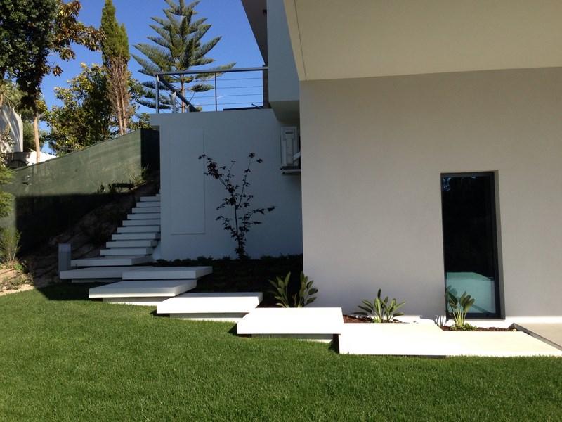 mobiliario jardim area:Private by AMOP