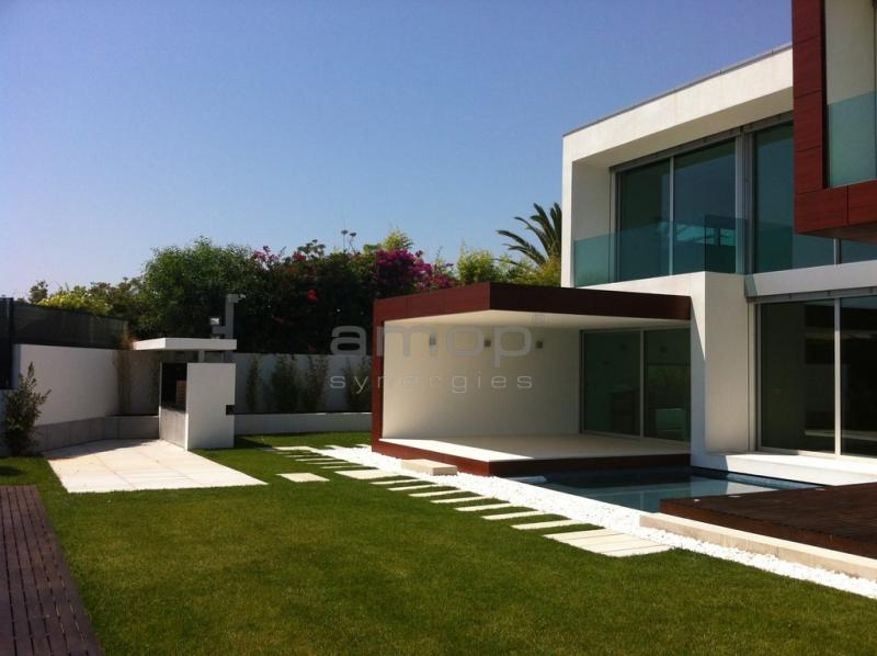 mobiliario jardim area:AMOP Private – Casa e Jardim