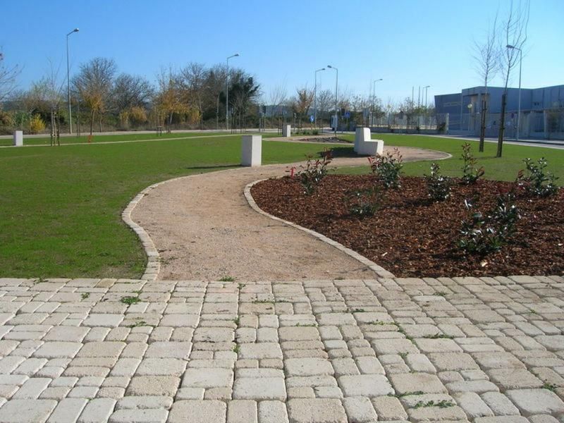 Pavimentos para jardines exteriores dise os - Pavimentos para exteriores ...